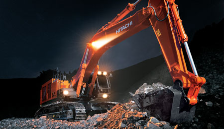 Hitachi Products Construction Machinery
