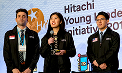 Hitachi Young Leaders Initiative